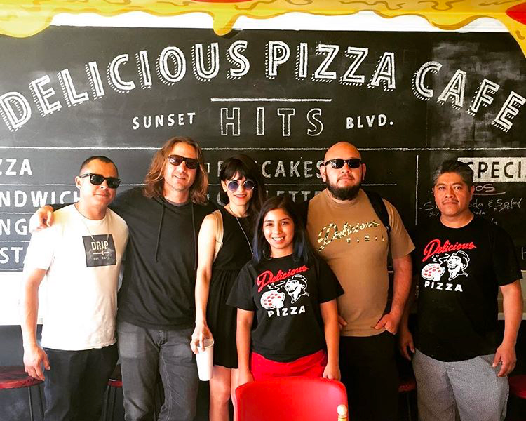 Meet Rick Ross of Delicious Pizza in Hollywood & Mid-city